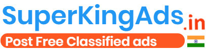 Post free classifieds ads in India without registration or login | Free online classifieds advertising website in India