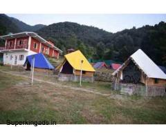 Camping in Bir Billing, Low Budget Camps in Bir