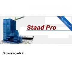 ONLINE STAADPRO TRAINING COURSE INSTITUTES IN AMEERPET HYDE