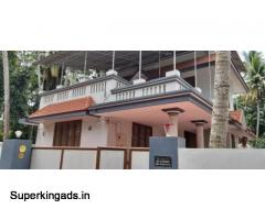 Modern House for Rent in Trivandrum