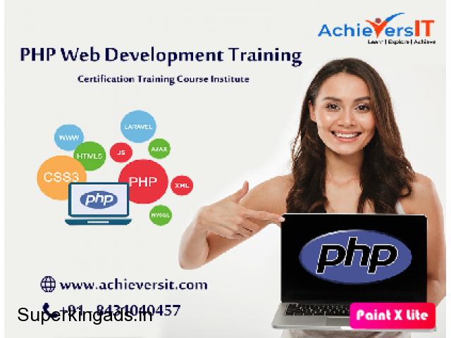 php web developing training - 1/1