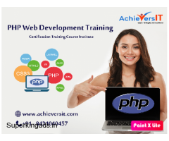 php web developing training