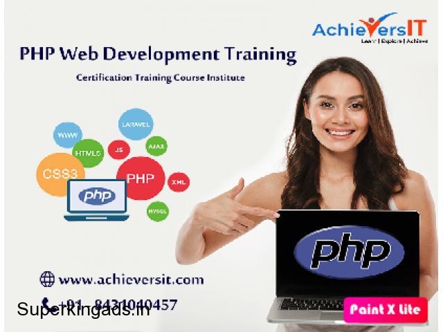 php web developing training angular - 1/1