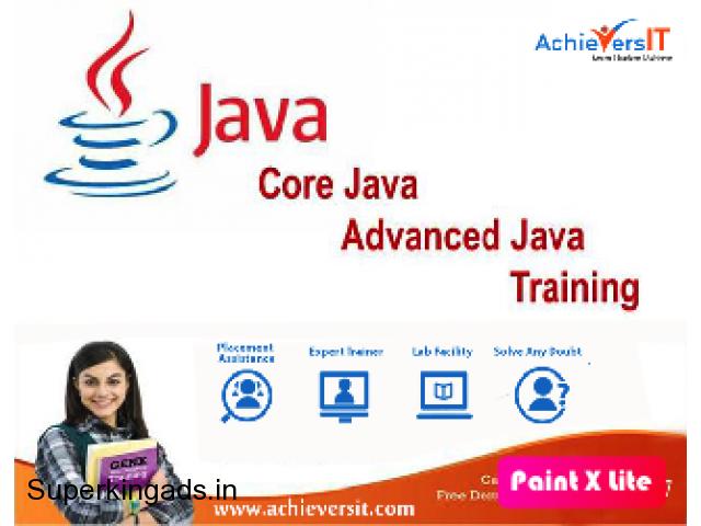 best java training institute - 1/1