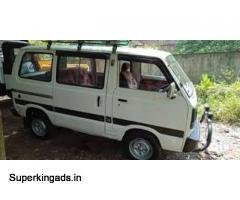 Good Condition Maruti Omni van for sale
