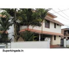 Modern House for Rent in Kochi