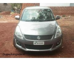 Silver Color Swift For Sale in Bangalore