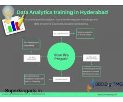 360DIGITMG – DATA ANALYTICS, DATA SCIENCE COURSE TRAINING