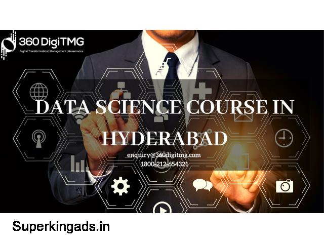 360DigiTMG - Data Analytics, Data Science Course Training - 1/1