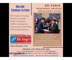 Dr. Beerinder Singh Yogi Chief Sexologist Wins Champions of