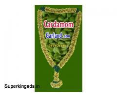 CARDAMOM GARLAND -- SARAVANA EXSPORTS