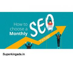Best monthly SEO package