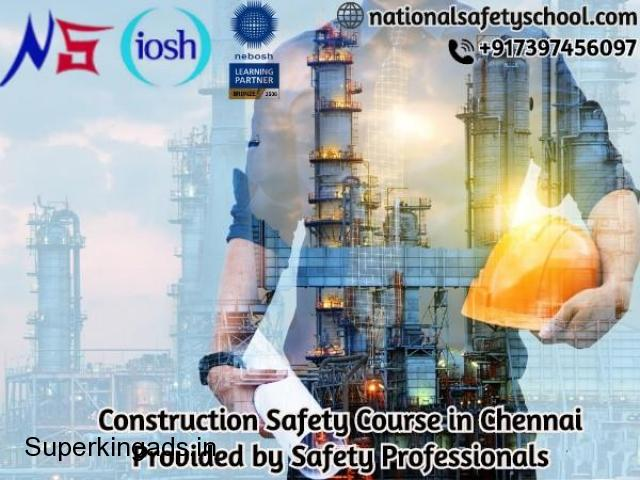 NEBOSH Course in Chennai | nationalsafetyschool.com - 1/1