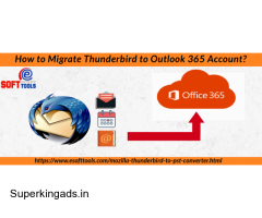 How to Migrate Thunderbird to Outlook 365?