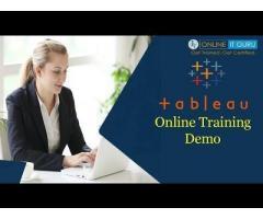 Tableau certification | Tableau online training |Onlineitgu