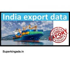 Groundnuts Export Data Report Online