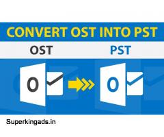 Free Unlimited NSF to PST Converter Software