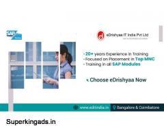 SAP AUTHORIZED TRAINING ACADEMY