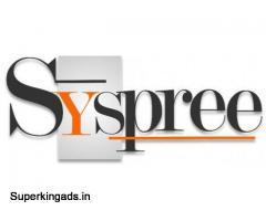 Syspree solutions- Web development company in Hyderabad
