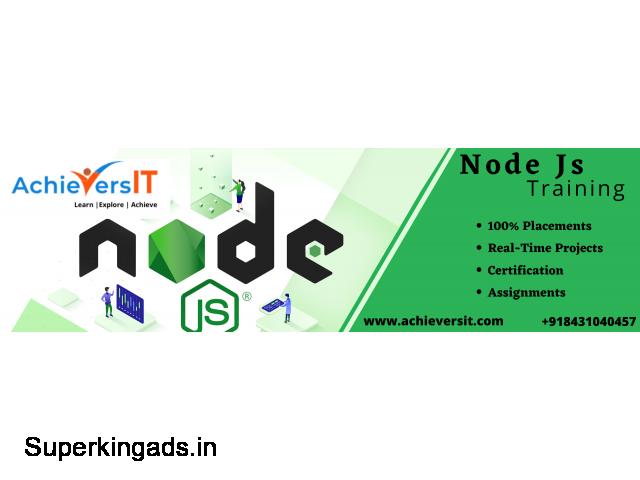 Best nodejs Training institute in Bangalore - 2/4