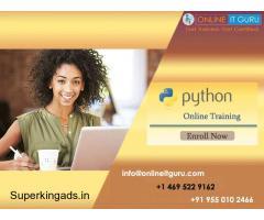 Best Python online training In Hyderabad