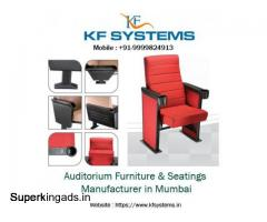 Auditorium Furniture & Seatings