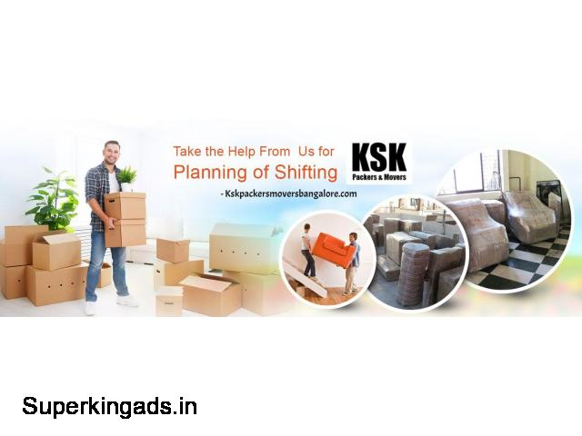Packers And Movers In Bangalore - kskpackersmoversbangalore. - 1/1