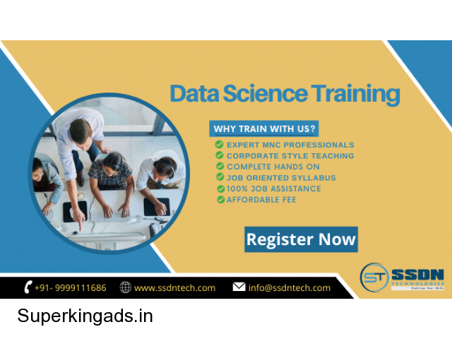 Data Science Course in Gurgaon - 1/1