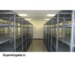 Slotted Angle Racks Manufacturer