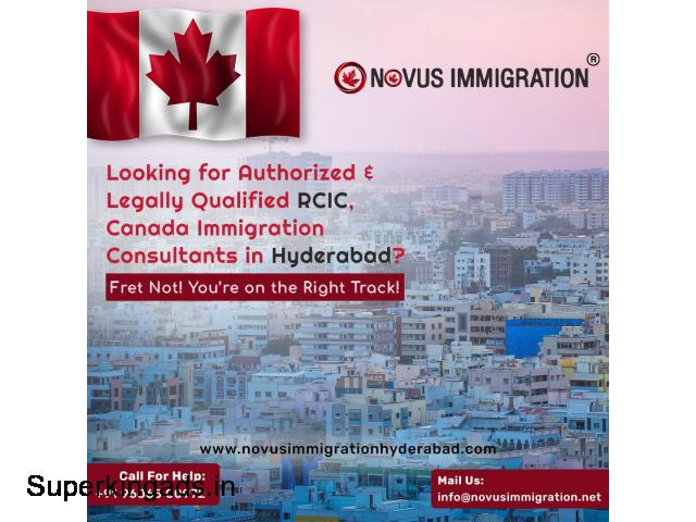 best immigration consultants in Hyderabad - 1/1