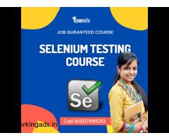 Selenium training institute in gurgaon