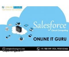 Salesforce online course