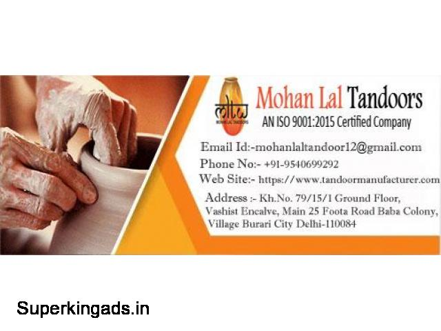 Tandoor Manufacturers & Supplier in India - 1/3