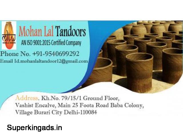 Tandoor Manufacturers & Supplier in India - 2/3
