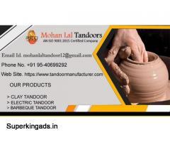 Tandoor Manufacturers & Supplier in India