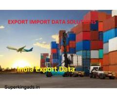 Indian consignment with updated India Export Data