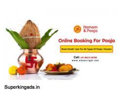 Best Online Puja Service - Shastrigal