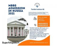 Medicine admission In Russia 2021 Twinkle InstituteAB