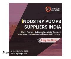 Industrial Pump Suppliers - Pump Suppliers Coimbatore - TFTp