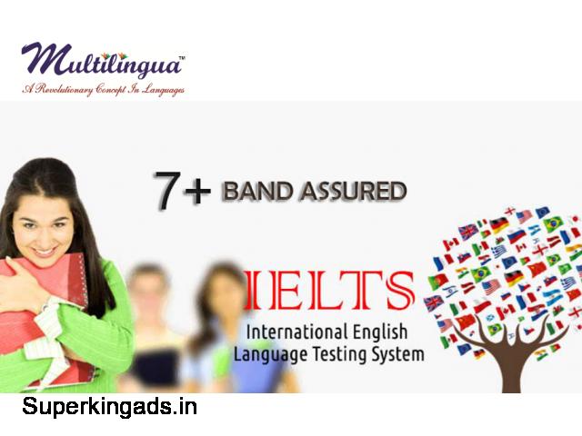 Best IELTS Coaching Institute - Multilingua - 1/2
