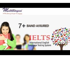 Best IELTS Coaching Institute - Multilingua