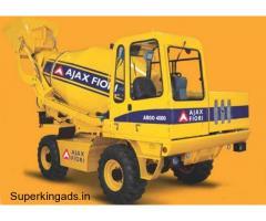 Construction Equipment Rental Services in Delhi