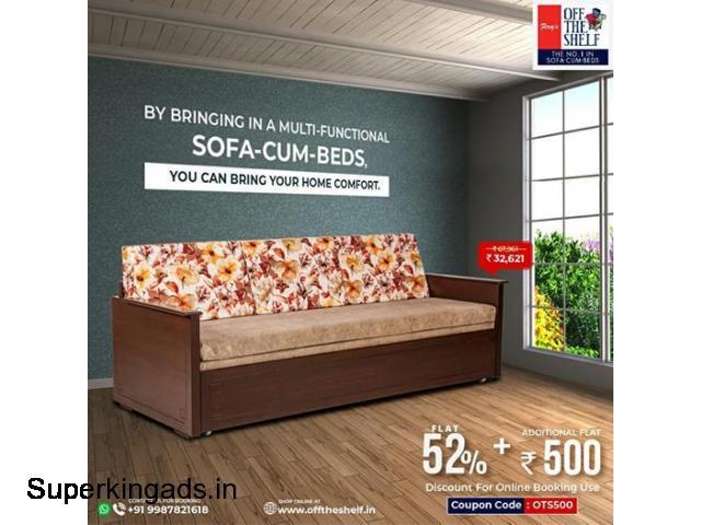 Wooden Beds Online Mumbai   Best Wooden Wardrobe in Mumbai - 1/1