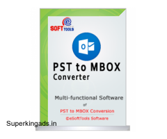 eSoftTools PST to MBOX Converter