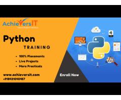 Learn python form AchieversIT