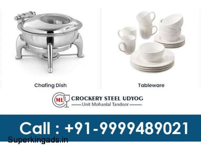 Hotelware Manufacturer in India - 1/3