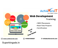 Best UI Development Training In Bangalore With Placements