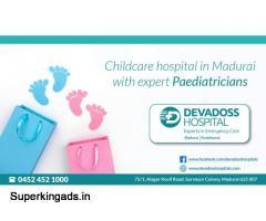 Best Children hospital in madurai
