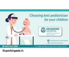 Best Children hospital in madurai