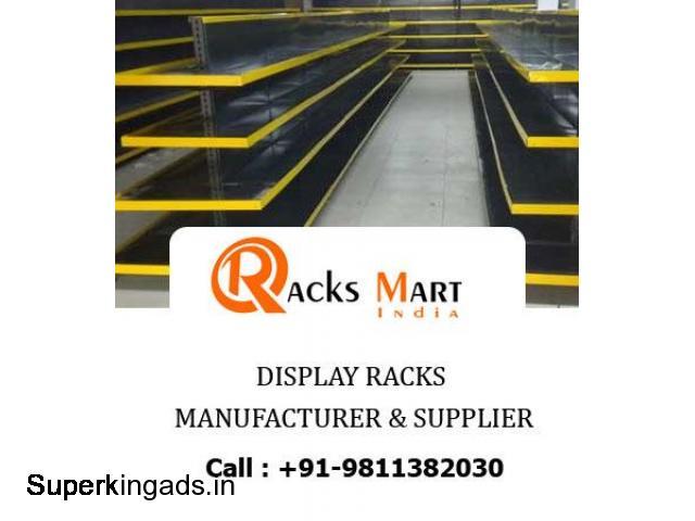 Retail Display & Industrial Storage Racks - 1/1
